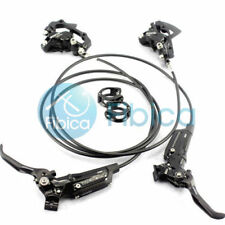 New SRAM Guide RSC 4-piston Hydraulic Disc Brake pair set Avid F+R Black