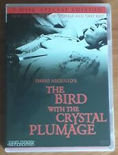 Dario Argento's THE BIRD WITH THE CRYSTAL PLUMAGE - 2 DVD Special Edition !!!