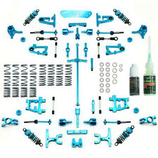 Yeah Racing Aluminium Conversion Kit Ultimate Version Blue Tamiya TT-01/ TT-01E