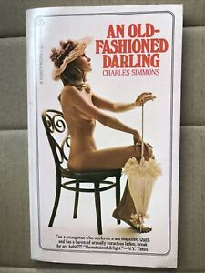An Old Fashioned Darling Charles Simmons Signet PB Book Vintage