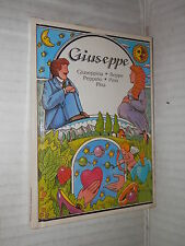 GIUSEPPE Giuseppina Beppe Peppino Pino Pina Mucci Ghisotti Armenia 1987 manuale