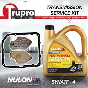 SYNATF Transmission Oil + Filter Service Kit for Holden Rodeo TF R7 R9 LT LX