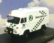 IXO 1/43 AVIA A21F RACING SKODA MOTORSPORT RALLY TEAM ASSISTANCE VAN 1993 RAC290