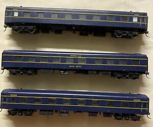 "3 x Powerline HO ""Spirit Of Progress"" Passenger Coaches"