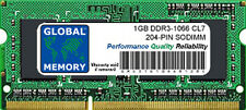 1 GO DDR3 1066MHz PC3-8500 204 BROCHES SODIMM IMAC 2009 & MAC MINI 2009-2010 RAM