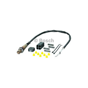 Bosch Oxygen Lambda Sensor 0 258 986 615 fits Peugeot 206 1.4 16V (65kw), 1.4...