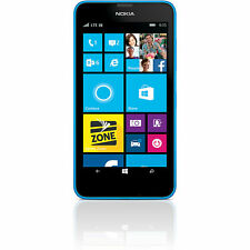 Nokia Lumia 635 Prepaid 8GB Smartphone Blue Boost Mobile