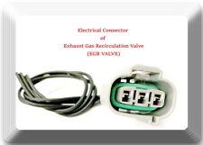3 Wire Connector of EGR Valve EGV693 Fits:Lexus ES300 Toyota Avalon Camry Solara