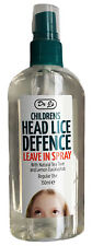 150ml Spray Head Lice Repellent Childrens - Dr J's