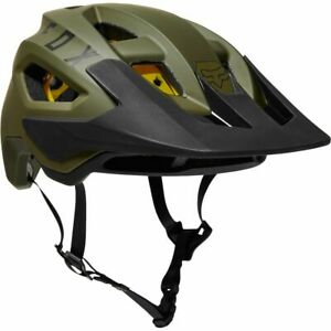 New Fox Racing Green MTB Mountain Biking Cycling SPEEDFRAME MIPS™ HELMET Medium