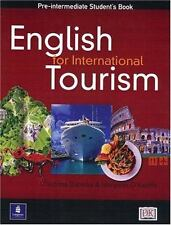 Course Book, Low-Intermediate, English for International Tourism