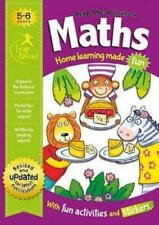 Maths Educational Activity Book Year 1 Home Learning Children Age 5 6 KS1