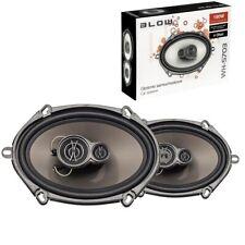 Car Radio Stereo Speakers 5 X 7 Inch Size 180W Power Output 2 Way Ford etc 5x7