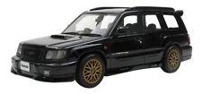 Hi Story 1/43 Subaru Forester S / Tb-Sti 2000 Black Mica New F/S