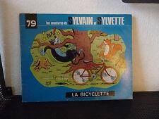 JAN24 ---- SYLVAIN SYLVETTE format à l'italienne  n° 79