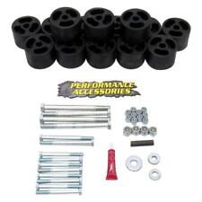 "For Dodge W100 75-86 Performance Accessories 3"" x 3"" Front & Rear Body Lift Kit"