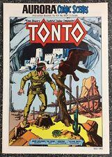 Aurora Comic Scenes: Tonto 183-140 (1974) Gil Kane Art