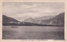 # LEVICO COL LAGO E CIMA DODICI  1931