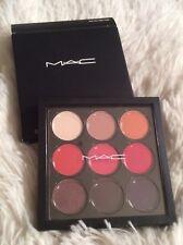 NEW IN BOX MAC Cosmetics Red Hot Times Nine High Eyeshadow Palette