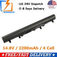 2200mAh Laptop Battery For ACER Aspire V5-431 V5-471 V5-531 V5-551 V5-571G 4Cell