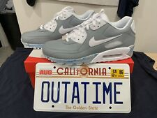 "Air Max 90 ""Nike Mag"" @billboardwalking Size 13 Custom Back To The Future"