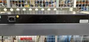 Aerohive SR2024 24x RJ45 4x SFP Gigabit Ethernet Switch AH-SR2024 PoE SFP ports