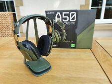 Astro A50 Wireless 7.1 Dolby Digital Surround Halo Edition