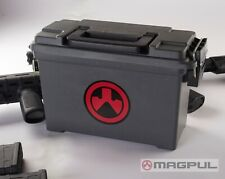 Magpul® Red Icon / Round Sticker / Decal / OEM Tactical AR AK Hunting