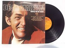 """DEAN MARTIN """"Gentle On My Mind"""" (Reprise RS-6330 stereo LP 1968) NM RAT PACK"""