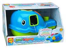 Alex Spritz und Sortier-Walfisch Badespaß Wasserspielzeug von Alex 08371