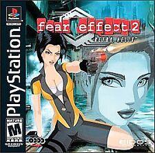 Fear Effect 2: Retro Helix - PlayStation