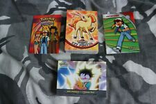 More details for topps pokemon tv animation edition card set - series 2