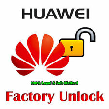 Huawei Modem Dongle Wireless Router UNLOCK CODE E5573 E303 E303f E220 E3272 etc