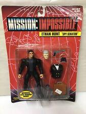 """Mission Impossible Ethan Hunt """"Spy Senator"""" Figure Tradewinds Toys Vintage 1996"""