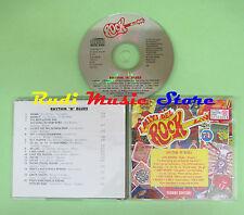 CD MITI DEL ROCK LIVE 74 RHYTHM BLUES compilation 1994 JAMES BROWN REDDING (C31)
