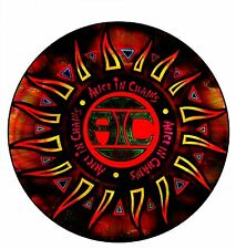 Parche imprimido, Iron on patch, Back patch, Espaldera - Alice in Chains, B