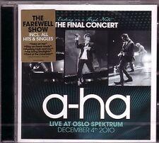 CD (NOUVEAU!) a-ha-Ending on a High Note: Final Concert (Live Oslo 2010 AHA mkmbh