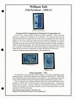 US Loaded Presidential Stamps Collection