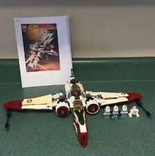 LEGO Star Wars ARC-170 Fighter (7259) 100% Complete