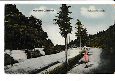 Seltene alte Foto- AK ca 1920@München-Gladbach/Mönchengladbach Hohenzollernstr