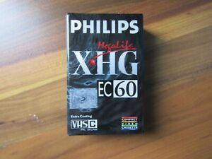 Philips megalife XHG EC60 - Blank tape cassette - Camcorder - Unopened