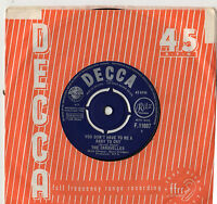 "The Caravelles You Dont Have To Be A Baby To Cry 7"" Single 1963"