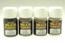 Vallejo 73192 Pigment-Set Stein und Beton 4 x 30 ml (12,08 € / 100 ml)