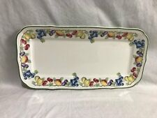 "Beautiful Villeroy & Boch 'Melina' 12"" Sandwich Tray"