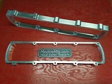 "VALVE COVER SPACERS 1"" OLDSMOBILE ( 350 , 455 ) With GASKETLOK OLDS"