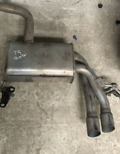 VW TIGUAN 2.0 TDI EXHAUST PIPE BACK BOX REAR SILENCER 5N0253611C