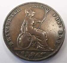 More details for 1843 farthing coin