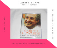 Gareth Edwards Reads His Autobiography Double Cassette Tape Audiobook