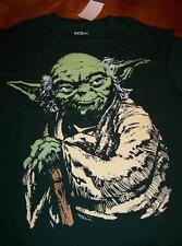 STAR WARS YODA JEDI T-Shirt MEDIUM NEW w/ TAG