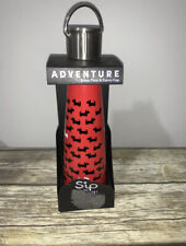 (2) Sip by Swell Water Adventure Bottles Savvy Scotties Red Dogs 15 oz